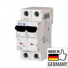 Автоматический выключатель PL6 Eaton, 63А, 2-полюсный PL6-B63/2