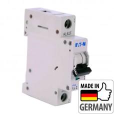 Автоматический выключатель PL6 Eaton, 63А, 1-полюсный PL6-C63/1
