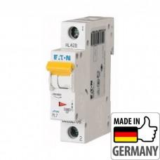 Автоматический выключатель PL7 Eaton, 25А, 1-полюсный PL7-B25/1