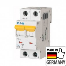 Автоматический выключатель PL7 Eaton, 1А, 2-полюсный PL7-C1/2-DC