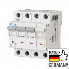 Автоматический выключатель PL7 Eaton, 10А, 3-полюсный + нейтраль PL7-D10/3N