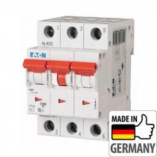 Автоматический выключатель PL7 Eaton, 10А, 3-полюсный PL7-B10/3