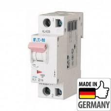 Автоматический выключатель PL7 Eaton, 2А, 1-полюсный + нейтраль PL7-C2/1N