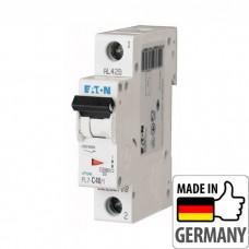 Автоматический выключатель PL7 Eaton, 40А, 1-полюсный PL7-B40/1