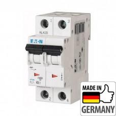 Автоматический выключатель PL7 Eaton, 40А, 2-полюсный PL7-B40/2