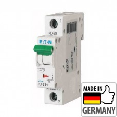 Автоматический выключатель PL7 Eaton, 6А, 1-полюсный PL7-B6/1