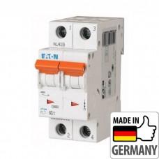 Автоматический выключатель PL7 Eaton, 63А, 2-полюсный PL7-B63/2