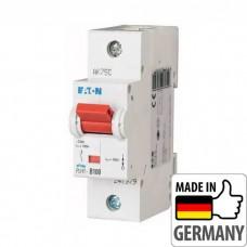 Автоматический выключатель PLHT Eaton, 100А, 1-полюсный PLHT-B100