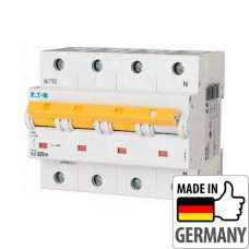 Автоматический выключатель PLHT Eaton, 25А, 3-полюсный + нейтраль PLHT-B25/3N