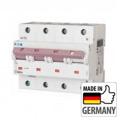 Автоматический выключатель PLHT Eaton, 32А, 3-полюсный + нейтраль PLHT-B32/3N