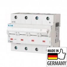 Автоматический выключатель PLHT Eaton, 50А, 3-полюсный + нейтраль PLHT-B50/3N