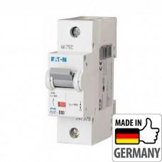 Автоматический выключатель PLHT Eaton, 80А, 1-полюсный PLHT-B80