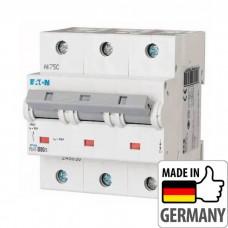 Автоматический выключатель PLHT Eaton, 80А, 3-полюсный PLHT-B80/3