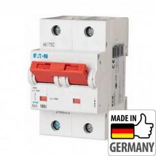 Автоматический выключатель PLHT Eaton, 100А, 2-полюсный PLHT-C100/2