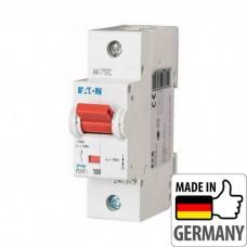 Автоматический выключатель PLHT Eaton, 100А, 1-полюсный PLHT-C100