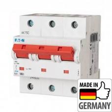 Автоматический выключатель PLHT Eaton, 100А, 3-полюсный PLHT-C100/3