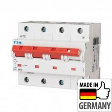 Автоматический выключатель PLHT Eaton, 100А, 3-полюсный + нейтраль PLHT-C100/3N