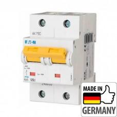 Автоматический выключатель PLHT Eaton, 125А, 2-полюсный PLHT-C125/2