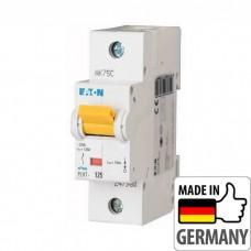 Автоматический выключатель PLHT Eaton, 125А, 1-полюсный PLHT-C125
