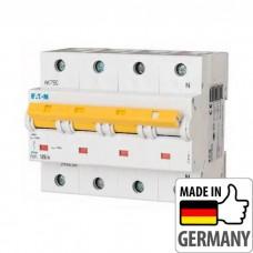 Автоматический выключатель PLHT Eaton, 125А, 3-полюсный + нейтраль PLHT-C125/3N