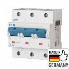 Автоматический выключатель PLHT Eaton, 20А, 3-полюсный PLHT-D20/3