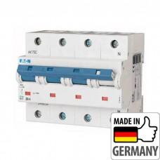 Автоматический выключатель PLHT Eaton, 20А, 3-полюсный + нейтраль PLHT-C20/3N