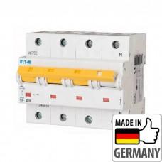 Автоматический выключатель PLHT Eaton, 25А, 3-полюсный + нейтраль PLHT-C25/3N