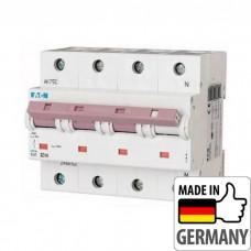 Автоматический выключатель PLHT Eaton, 32А, 3-полюсный + нейтраль PLHT-C32/3N