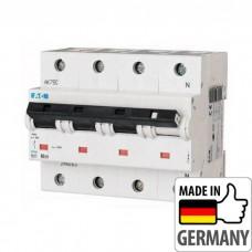 Автоматический выключатель PLHT Eaton, 40А, 3-полюсный + нейтраль PLHT-C40/3N