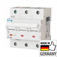 Автоматический выключатель PLHT Eaton, 50А, 3-полюсный PLHT-D50/3