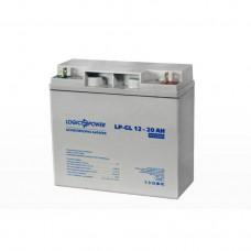 Аккумулятор гелевый LogicPower LP-GL 12-20 AH