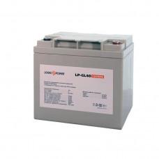 Аккумулятор гелевый LogicPower LP-GL 12-40 AH