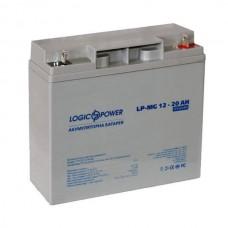 Аккумулятор мультигелевый LogicPower LPM-MG 12-20 AH