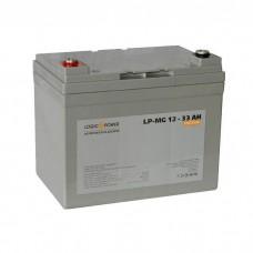Аккумулятор мультигелевый LogicPower LP-MG 12-33 AH