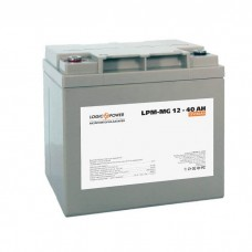 Аккумулятор мультигелевый LogicPower LP-MG 12-40 AH