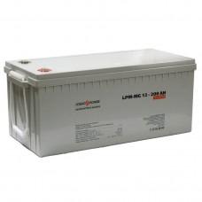 Аккумулятор мультигелевый LogicPower LPM-MG 12 - 200 AH, 12 V