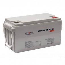 Аккумулятор мультигелевый LogicPower LPM-MG 12 - 65 AH