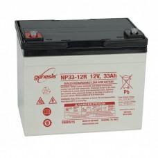 Аккумулятор свинцово-кислотный Genesis NP 33-12