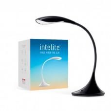 Настольный LED светильник Intelite Desklamp 6W Black DL3-6W-BL