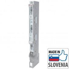 Блок-рубильник Apator ARS 00-3 pro для ножевых предохранителей, 3 полюса (вертикальный)