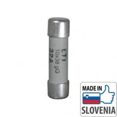 Цилиндрический предохранитель ETI серии CH10x38 gL/gG (10А)