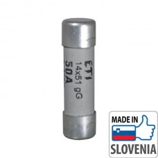 Цилиндрический предохранитель ETI серии CH14x51 gL/gG (25А)