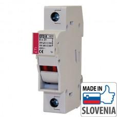Разъединитель EFD8 1p для цилиндрических предохранителей CH8x31