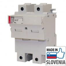 Разъединитель EFD22 2p для цилиндрических предохранителей CH22x58