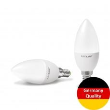 """LED лампа Eurolamp ЕКО серия """"D"""" CL 6W E14 3000K"""