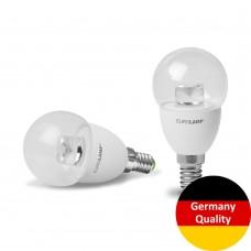 "LED лампа Eurolamp ЕКО серия ""D"" G45 прозрачная 5W E14 3000K"