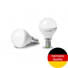"""LED лампа Eurolamp ЕКО серия """"D"""" G45 5W E14 3000K"""