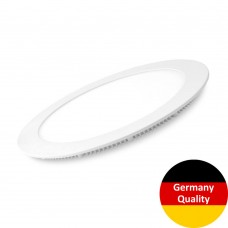 LED-панель Eurolamp круглая 12W 3000K 220V (LED-DLR-12/3)