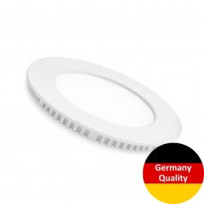 LED-панель Eurolamp круглая 20W 4000K 220V (LED-DLR-20/4)