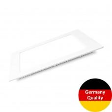 LED-панель Eurolamp квадратная 6W 3000K 220V (LED-DLS-6/3)